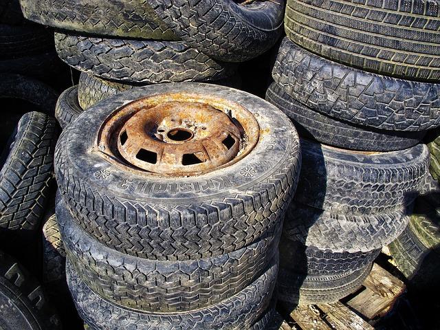 autobanden recyclen