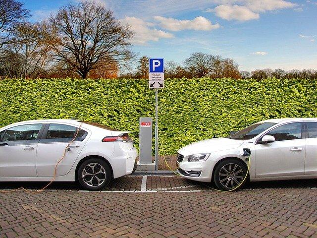 Actieradius elektrische auto's